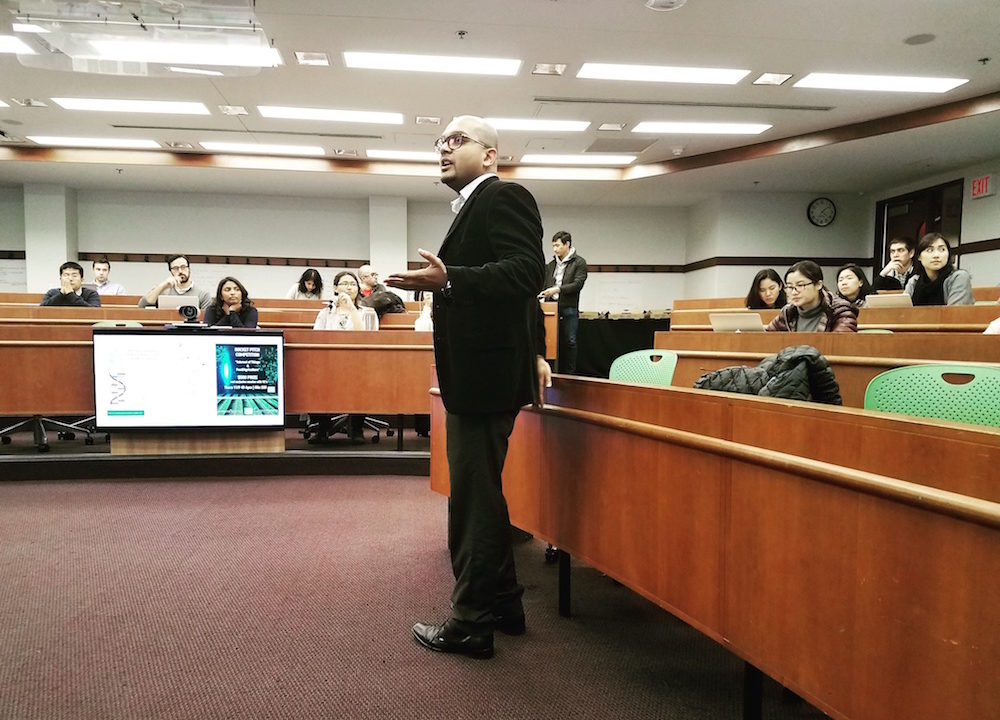 Babson VC and IoT Club Pitch Competition